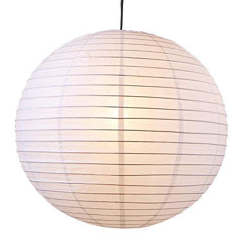Le Japon Boule En Blanc 40cm De Diamètre Avec Ficelle