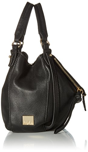 Gold Hardware Mini Bag Handbags Kooba Cross Body Black Jonnie H085Wg
