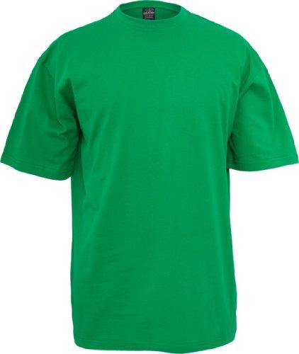 Urban Classics Herren TB006 großes T-Shirt Kurzarm T-Shirt M c.grün