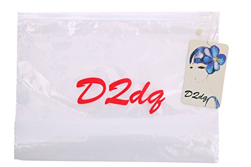 DQdq - Camisola - Manga corta - para mujer Green Striped