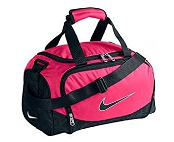 Nike Brasilia 5 - Bolsa de Deporte Color Rosa  Amazon.es  Deportes y aire  libre 3d9a7f9d6600e
