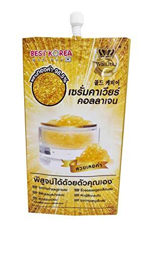 2 packets of Best Korea Gold Caviar Collagen Serum. (10 ml/ packet)