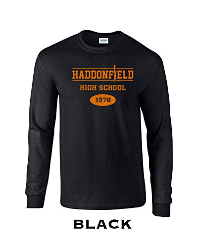 10 Haddonfield High School Funny Adult Long Sleeve T Shirt