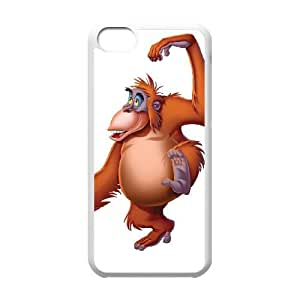 Jungle Book iPhone 5c Cell Phone Case White&Phone Accessory STC_042728