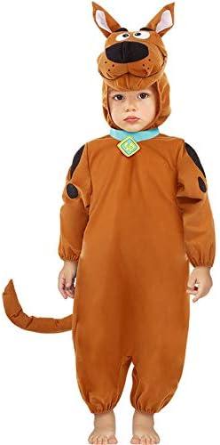Funidelia Disfraz de Scooby Doo Deluxe para bebé