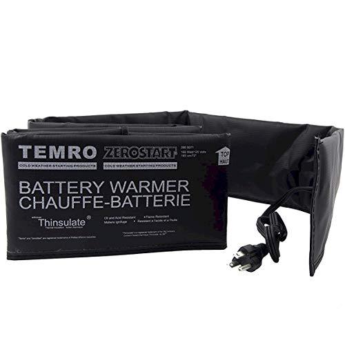Zerostart 2800063 Electric Battery Blanket Battery Heater Wrap, 36-Inch |  120 Volts | 80 Watts