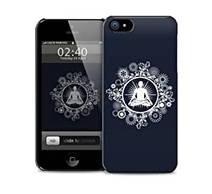 Free Your Body Yoga iPhone 5 / 5S protective case by Maris's Diary
