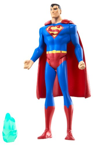 DC Universe Young Justice Superman Figure]()