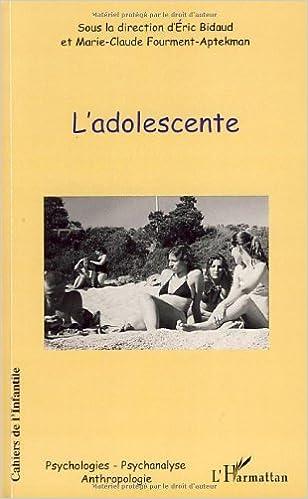 En ligne téléchargement Cahiers de l'Infantile : Tome 6, L'adolescente epub, pdf