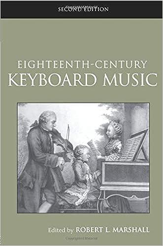 Eighteenth-Century Keyboard Music
