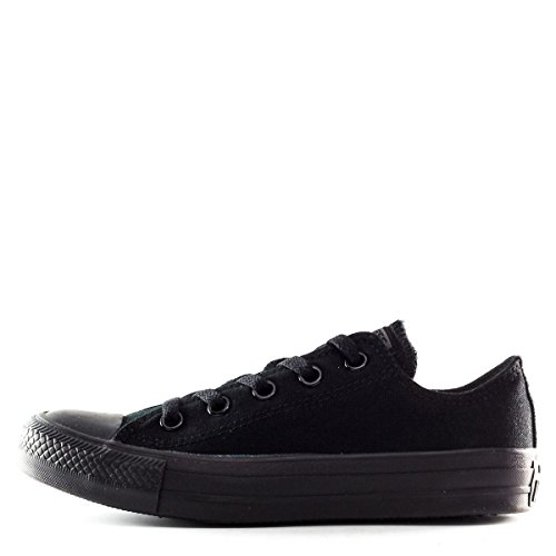Converse Chuck Taylor All Star Core Low Top Black Monochrome M5039 Mens 3