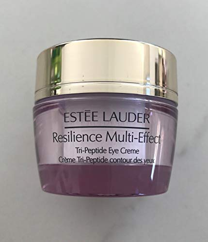 ESTEE LAUDER resilience multi effect tri peptide eye creme travel .34 oz/10 -