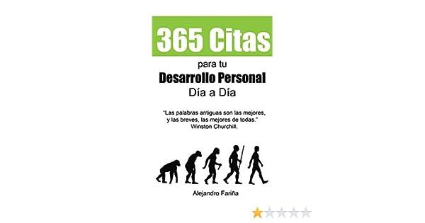 365 Citas para tu Desarrollo Personal eBook: Fariña Cotarelo ...
