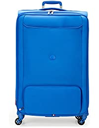 "Delsey Luggage Chatillon 29"" Exp. Spinner Trolley, Blue"