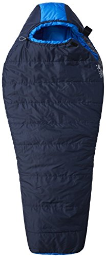 Mountain Hardwear Bozeman Flame 20 Sleeping Bag - Collegiate Navy Left Hand Long Mountain Hardwear Womens Sleeping Bag