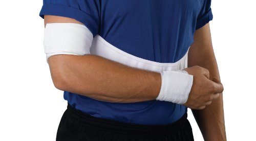 Medline Elastic Shoulder Immobilizers, Large