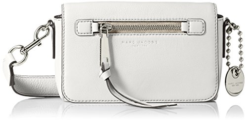 Marc Jacobs Recruit Crossbody Bag, Off White - Marc Jacobs White Bag