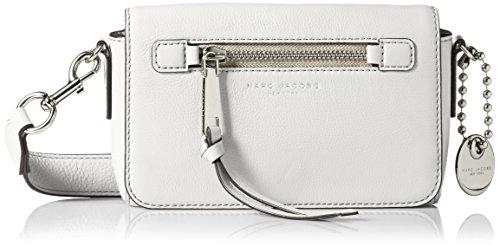 Marc Jacobs Recruit Crossbody Bag, Off White - Marc Jacobs White Bag