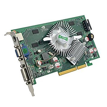 Nvidia GeForce 7600GS 512MB AGP Video Card - for Namco's Maximum Tune 1 2 3 (Please Read Description)
