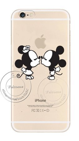 coque iphone 7 mickey minnie