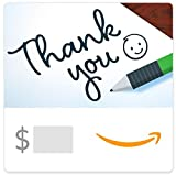 Amazon.ca Gift Card - Thanks Note