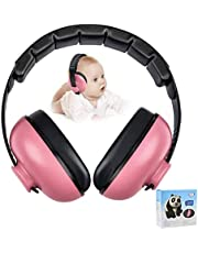 Noise Cancelling Headphones for Kids, Babies Ear Protection Earmuffs Noise Reduction for 0-3 Years Babies, Toddlers, Infant