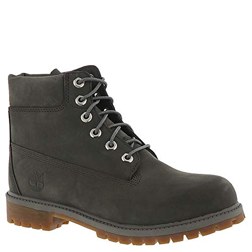 Timberland Premium Boot Mixte Junior Waterbuck Coal A16Arqwf