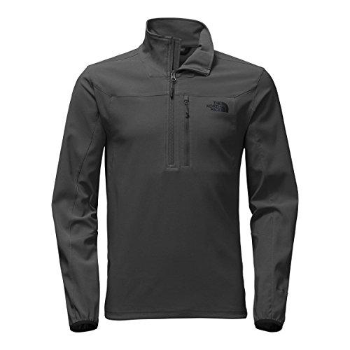 The North Face Men's Apex Nimble Half-Zip Pullover - Asphalt Grey - M Shell Half Zip Mens Pullover