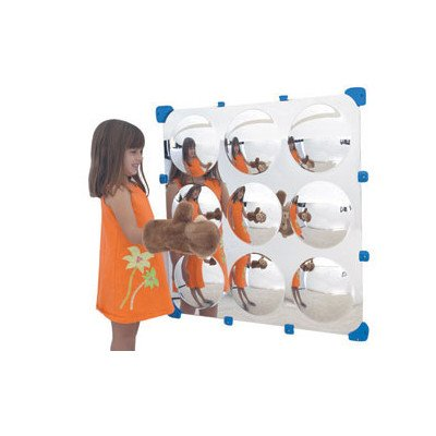 9 Bubble Mirror CF332-524 Children's Factory