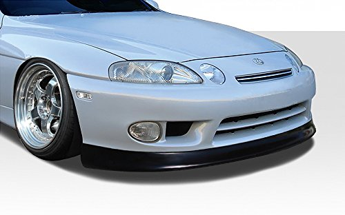 1997-2000 Lexus SC Series SC300 SC400 Duraflex V-Speed Front Lip Under Spoiler Air Dam - 1 Piece Lexus Sc Spoilers