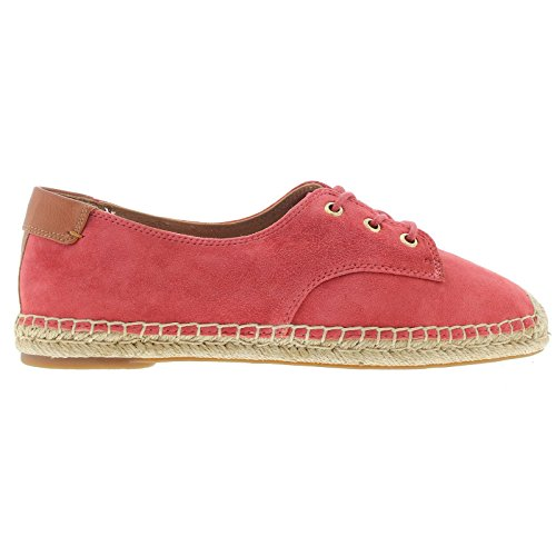 Vionic Womens 355 Rayne Coast Suede Shoes Coral