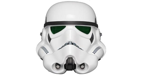 3a2da3222c5 Star Wars Stormtrooper ANH PCR Prop Replica Helmet: Amazon.com.au: Toys &  Games