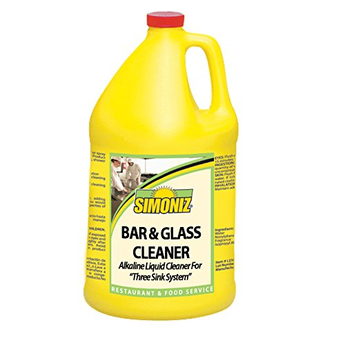 Simoniz B0225004 Glass Cleaner Bottles