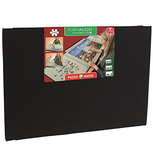 - Jumbo - Portapuzzle Standard Jigsaw Puzzle Board - 1500 pieces