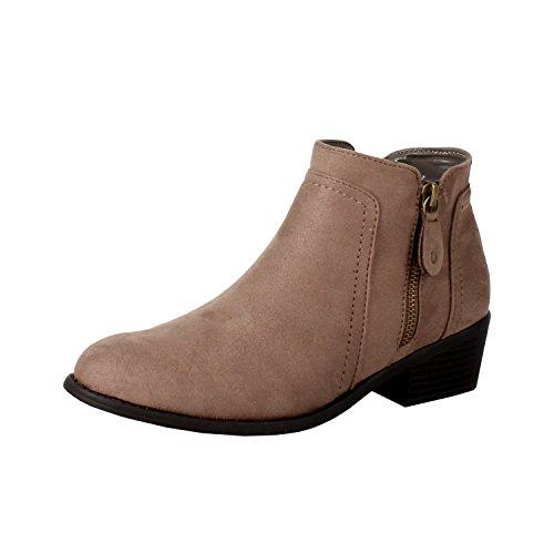 Short Womens Boots - 9