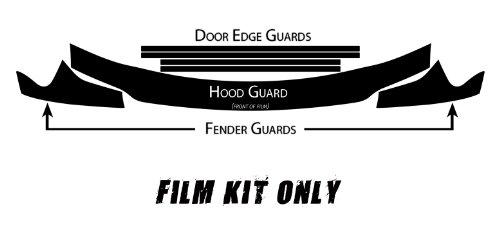 Husky Liners 6851 Husky Shield Hood and Door Edge Paint Protection - Husky Shield