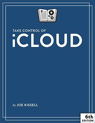 Control Document (Take Control of iCloud)