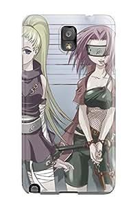 Galaxy Note 3 Case Bumper Hard Skin Cover For Naruto Anime Accessories