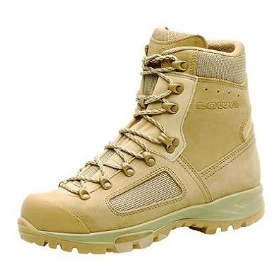 Lowa Elite Desert Boots 12 Wide