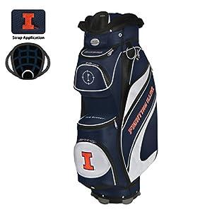 The Bucket Cooler Collegiate Cart Bag from Team Effort