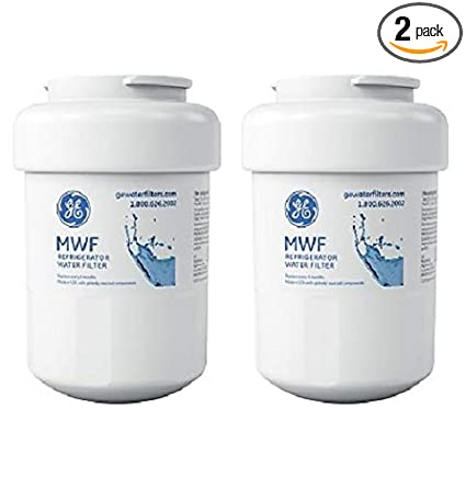 .com: ge smartwater mwfp refrigerator water filter, 2-pack ...