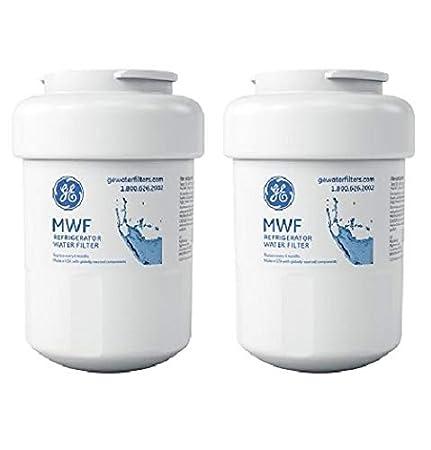 Genuine GE MWF MWFP 46-9991 Refrigerator Water Filter SmartWater GWF HWF NEW