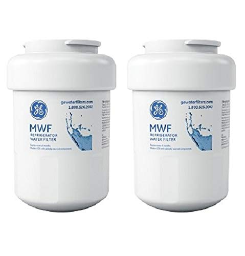 Price comparison product image GE SmartWater MWFP Refrigerator Water Filter,  2-Pack