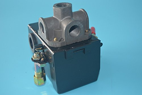 Buy air compressor pressure switch 220v BEST VALUE, Top Picks Updated + BONUS