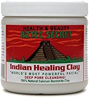 Aztec Secret Indian Healing Clay Deep Pore Cleansing, 1 lb