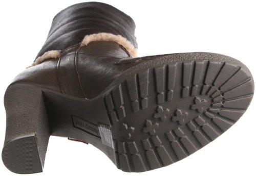 Luksus Opprørs Kvinners Paco Boot Tan / Brun / Mørk Brun