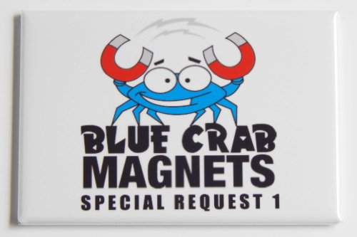 Blue Crab Magnets Special Request by Blue Crab Magnets