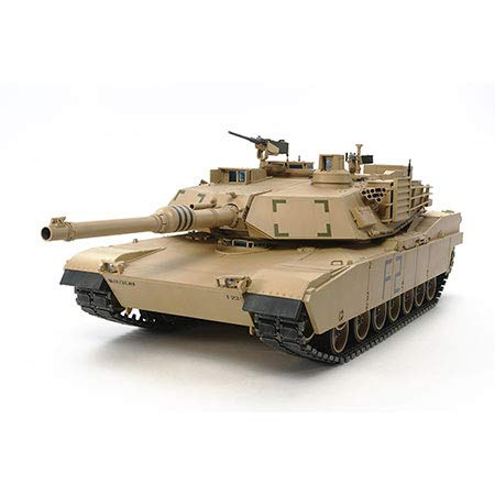 1/16 U.S. Main Battle Tank M1A2 Abrams Full-Option Kit