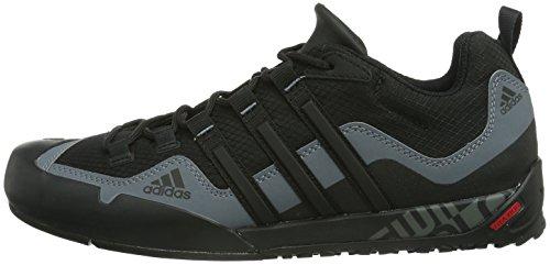 Deporte Zapatillas para adidas Solo Negro Negro1 Swift Exterior de Negro1 Hombre Plomo Terrex xqtXRt1F