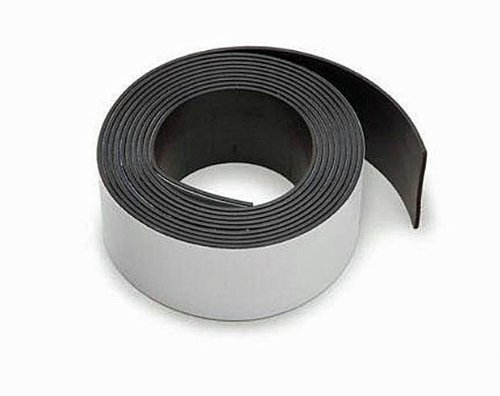 Sticky Back Magnet Roll - Super Strength - 1 x 60 inches (3-Pack) ()